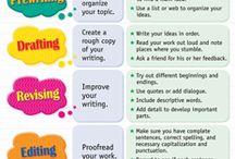 Teaching How to Write