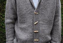 Knitting For Him / #Knitting for #men (also #unisex #patterns) -- #males #guys