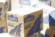 Make Your Move / Moving made easy. Tips for a stressless move. / by Lowe's