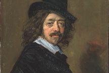 Frans Hals / Antwerp 1582 - Haarlem 26/8/1666  Frans Franchoisz Hals