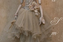 Altered Art - Dolls / by Jen Waugh