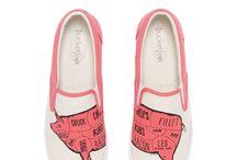 bucket shoes