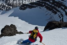 Skiing / Cross country skiing, Freestyle skiing, famous skiers + many more