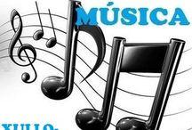 Música XULLO-SETEMBRO 2015 / Novidades MÚSICA na Biblioteca Anxel Casal XULLO-SETEMBRO  2015