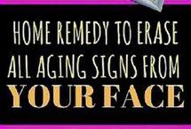 Erase skin wrinkles
