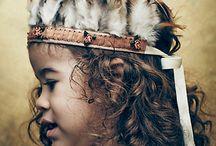 feathers headbands