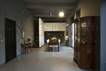 Interni  / Gli interni realizzati con i nostri materiali