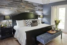 Bedroom  / What I'd want my master bedroom to be / by Angela Soule