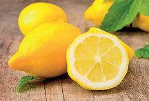 úklid s citronem a octem