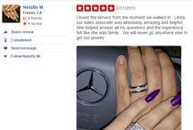 Yelp Reviews / Yelp Reviews / by Samuels Jewelers