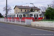 Miskolc Városi Közlekedési Zrt. - SGP E1 / Sie sehen hier eine Auswahl meiner Fotos, mehr davon finden Sie auf meiner Internetseite www.europa-fotografiert.de.