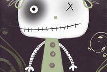 zombie / by Nancy English