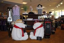 The Adventures of Jack and Joy! / These two polar bears, Jack and Joy, just checked into PGA National Resort and Spa for the holidays from the chilly North Pole to celebrate the 12 Days of PGA with us.