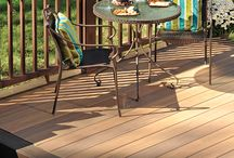 Living on the Outside / Those exterior places you call home. Do you spend a lot of time in your garden or lawn. Maybe your deck, porch or patio is where you enjoy your time.