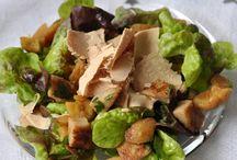 Feestelijke salades