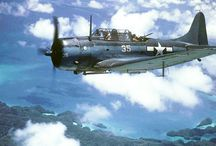 WW2 aerial paintings/ photography