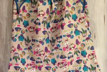 Little girl's tunic