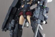 Frame Arms Girl