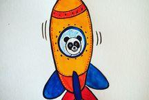 Illustrazioni / Disegni per bambini by BabyBaby BonBon