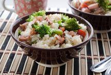 Asian recipes / by Michael OSullivan
