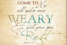 Meditate on Gods Word / Collection of Scripture posters