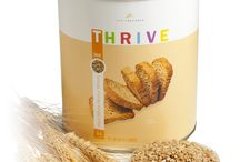 RECIPES...THRIVE-ILIZED / Cook with a premium line of healthy freeze dried foods (Many are NonGMO, gluten free, and/or organic). Thrive food will help you in everyday convenience and long term peace of mind.  Go to my website: thrivingmomma.thrivelife.com or  Email me at thrivingmomma@gmail.com