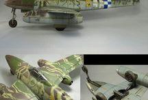 Modelos aviones