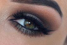 Makeup / Макияж, глаза