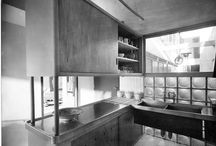 Modernist Kitchen