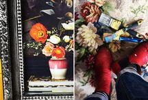 Ginger Revamped - Chalk Painter / Furniture painting workshops