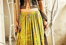 Indian wear - pattern