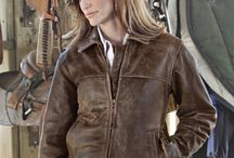 Women's Outerwear / From top quality leather jackets to heavy-duty work coats, and vests.  STS Ranchwear strives to meet your ranching outdoor needs.  When your working long hours on the farm or ranch in relentless elements, the last thing you need to worry about is your clothing... that's where STS comes in.