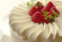 イチゴケーキデコ参考