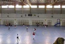 2014-2015 Fase B de futbol sala categoria cadete / Partidos de la fase B de la liga cadete de futbol sala del equipo Oroquieta Espinillo durante la temporada 2014 - 2015