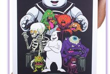 Ghostbusters / 80s movie.