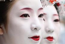Gejsza Makeup