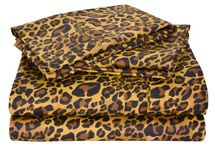 Leopard Print Home Decor / I love Leopard Print. Here are some favourites!