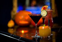 Halloween at the g / A season of pumpkin & ghoul themed floral displays, spooktacular afternoon tea & bloodthirstily good cocktails! www.theghotel.ie