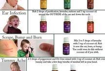 Young's Living oils / by Karrie Lynn Dyson