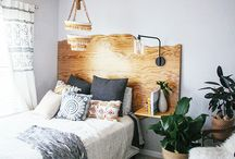 Reclaimed Wood - Bed Head