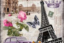 Paris til printing