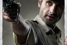 Rick Grimes & Daryl Dixon / 'Walking Dead' fans who love Daryl and Rick....