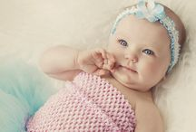 Physical development of babies