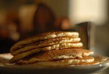 Gluten Free Pancakes! / Oh, those delicious gluten free pancakes - all the taste and none of the gluten