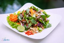 Food Photography / Here are service food photos were shot by our photographer from Nealika Co., Ltd How attractive is it!