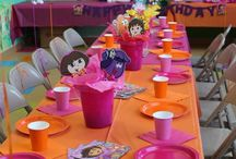 Dora birthday / by Veronica Rayos