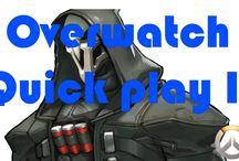 Overwatch Quick play II