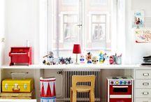 Kids Room / Decoración de habitaciones infantiles, ideas de decoración