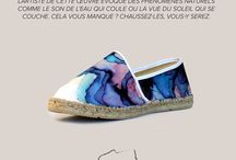 Mespadrilles Collection 2014 / Espadrilles