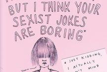 Feminism och sånt